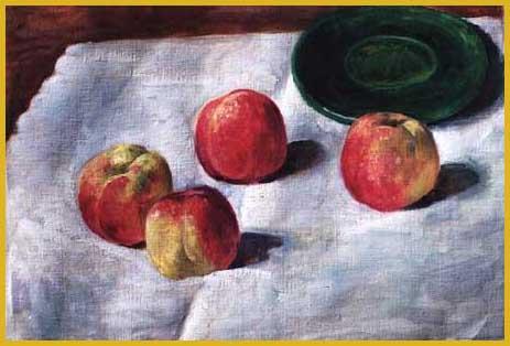 Huile sur toile 24 x 35 cm