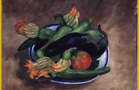 Courgettes et aubergines