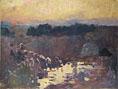 Etude pour Prix Jauvin d'Attainville, 1890